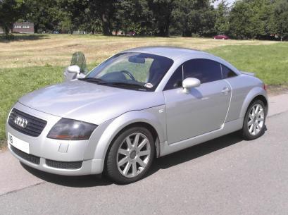 Audi TT Coupe 180