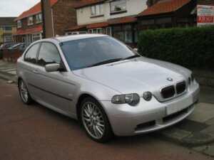 BMW 3 Series 325 Ti Sport Compact