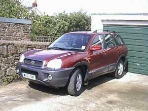 Hyundai Santa Fe 2.0 CRTD GSi