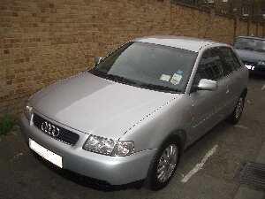 Audi A3 1.8 SE