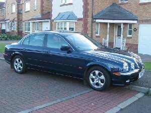 Jaguar S-Type 3.0 SE V6 Auto