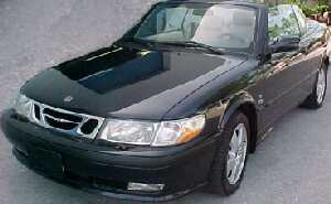 Saab 9-3 SE Turbo 2Lt convertible