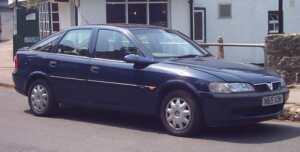 Vauxhall Vectra 1.8 16V LS