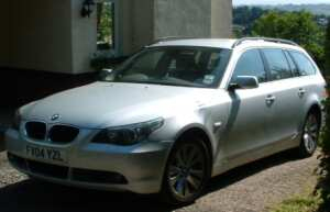 BMW 5 Series 525i SE (New Shape)
