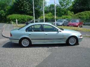 BMW 5 Series 540i Auto
