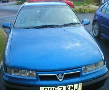 Vauxhall Calibra SE8