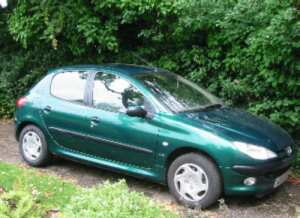 Peugeot 206 GLX HDI