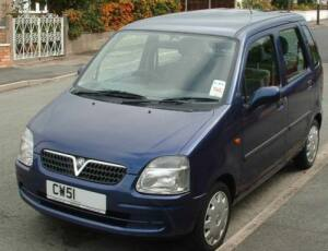 Vauxhall Agila 1.2 16v