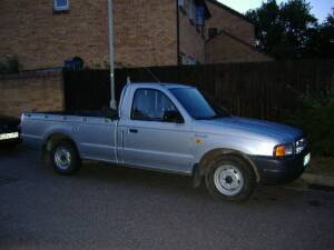 Ford Ranger 4x2 Pickup