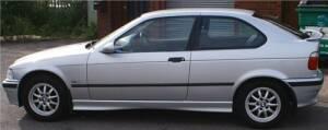 BMW 3 Series 316i compact 1.9cc