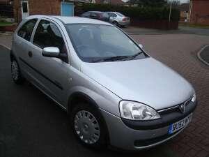 Vauxhall Corsa comfort 1.2 3dr