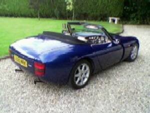 TVR Griffith 5.0L