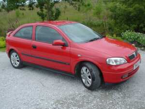Vauxhall Astra SRi 2.0