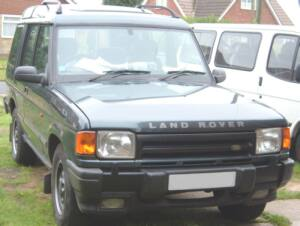 Land Rover Discovery LPG V8i ES