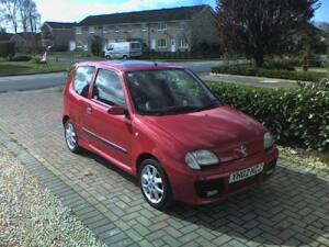 Fiat Seicento Sporting MS Ltd Edtn