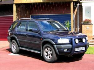Vauxhall Frontera 3.2 V6 Limited