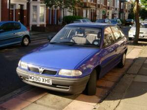 Vauxhall Astra 1.4 merit
