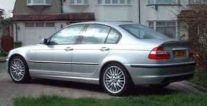 BMW 3 Series 325i Sport
