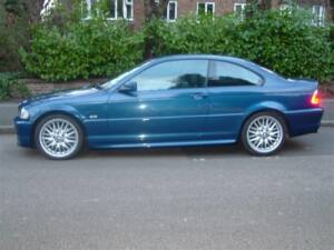 BMW 3 Series 330 Ci Sport Step