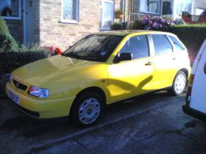 Seat Ibiza S