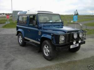 Land Rover Defender 90 TD5 Estate