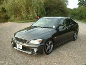 Lexus IS200 / Altezza