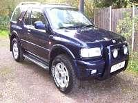 Vauxhall Frontera 2.2 16V RS Sport