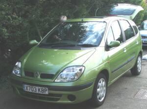 Renault Scenic 1.6 Alize