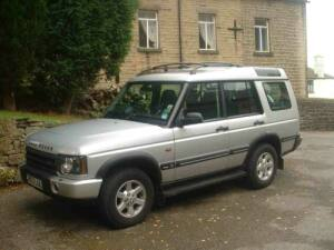 Land Rover Discovery ll GS Auto 7seat
