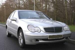Mercedes-Benz C200 CDI Classic SE 2.2L Manua