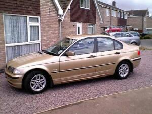 BMW 3 Series 316i SE