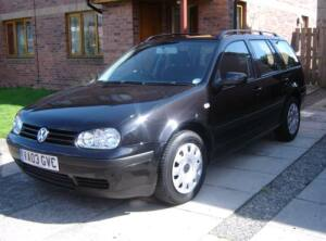 Volkswagen Golf 1.9TDI Estate