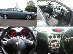 Alfa Romeo 156 2.4 TD Veloce 2