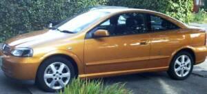 Vauxhall Astra Bertone 2.2