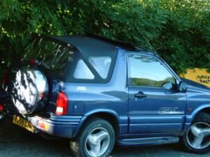 Suzuki GV2000 Soft Top