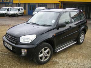 Toyota Rav-4 VX VVTi