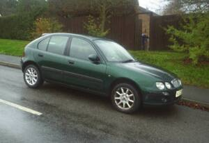 Rover 25 Spirit S (Special Edition)