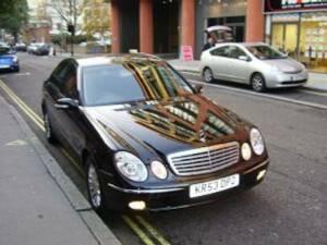 Mercedes-Benz E200K Elegance