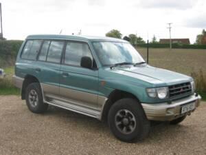 Mitsubishi Shogun GLS V6 24v LWB