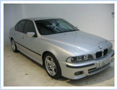 BMW 5 Series 525i SPORT