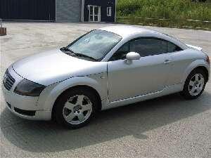 Audi TT COUPE QUATTRO (180 BHP)