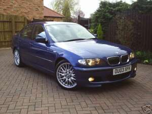BMW 3 Series 330 D