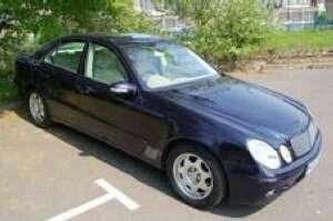 Mercedes-Benz E220 CDI 150BHP