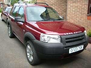 Land Rover Freelander - 1.8 Kalahari 5dr