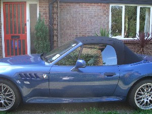 BMW Z3 1.9 SPORT