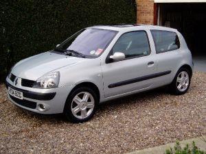 Renault Clio Dynamique 1.2 16v