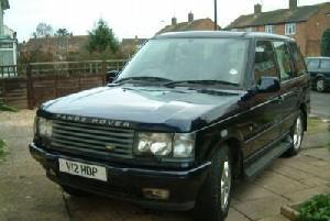 Land Rover RANGEROVER 4.6 V8 Full Option