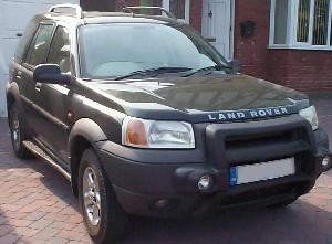 Land Rover Freelander XEDi
