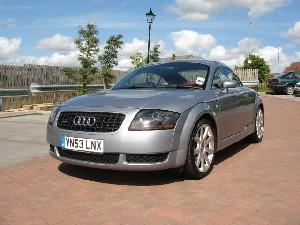 Audi 1.8T Quattro 2 Dr (180)