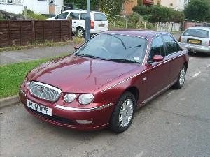Rover 75 club